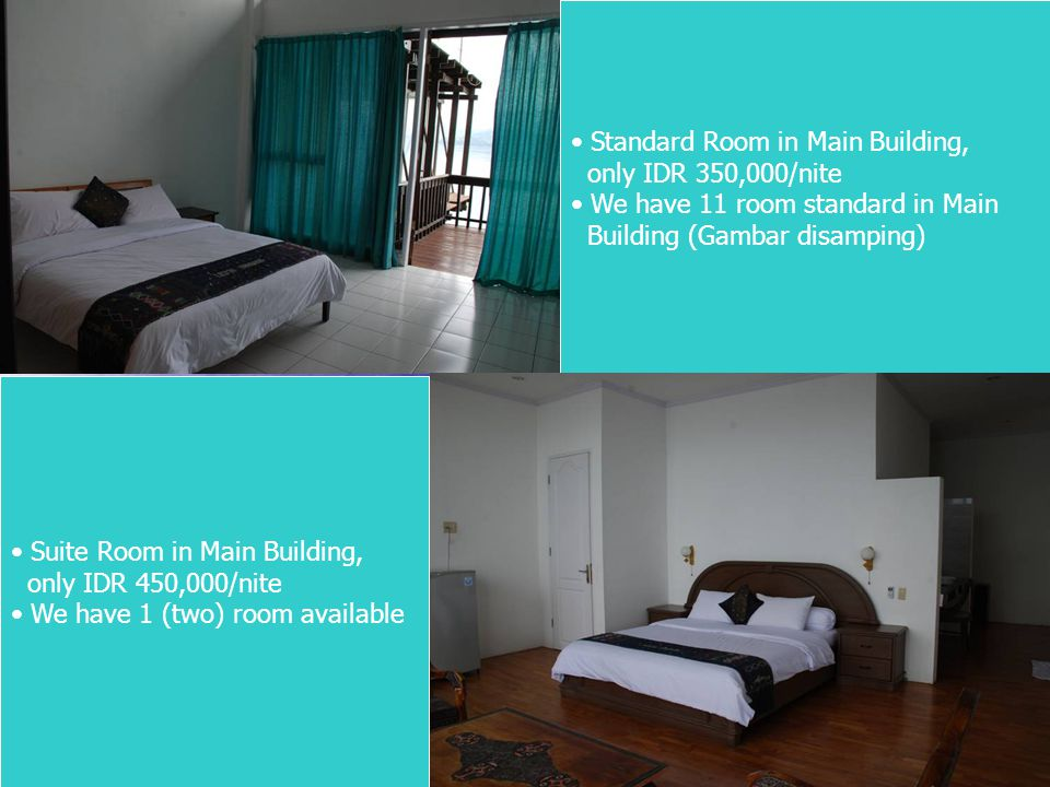 Standard Room in Main Building,