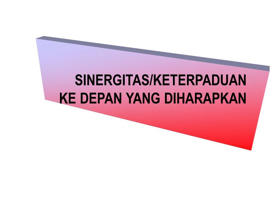 SINERGITAS/KETERPADUAN
