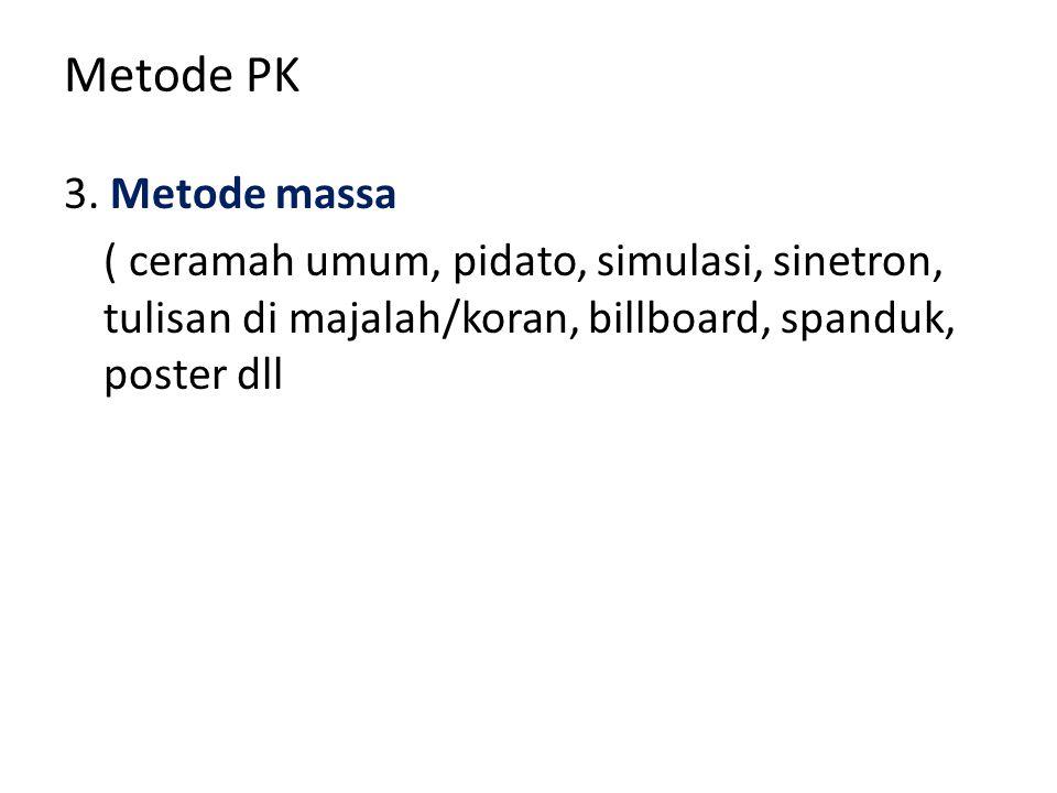 Metode PK 3.