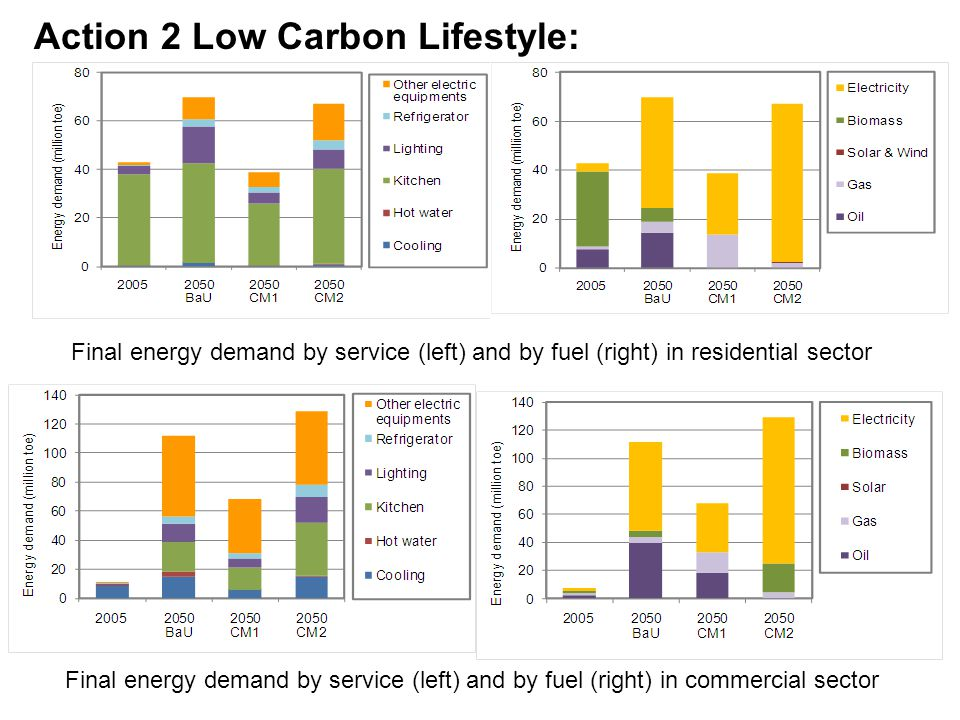 Action 2 Low Carbon Lifestyle: