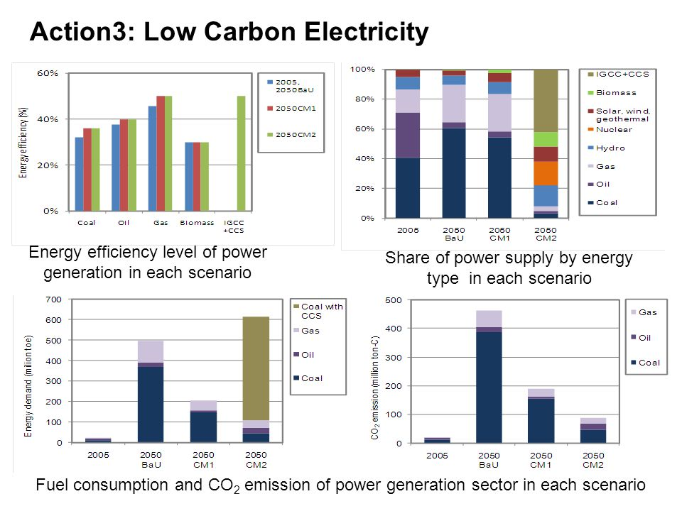 Action3: Low Carbon Electricity