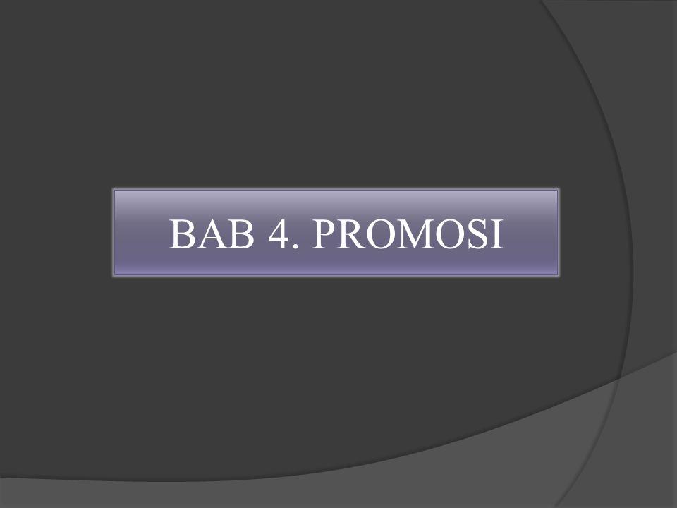 BAB 4. PROMOSI