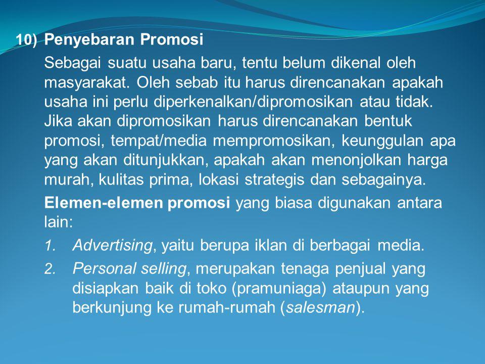 Penyebaran Promosi