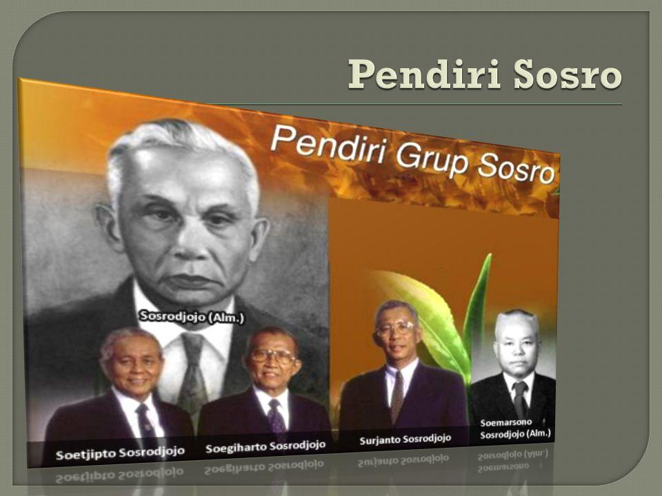 Pendiri Sosro