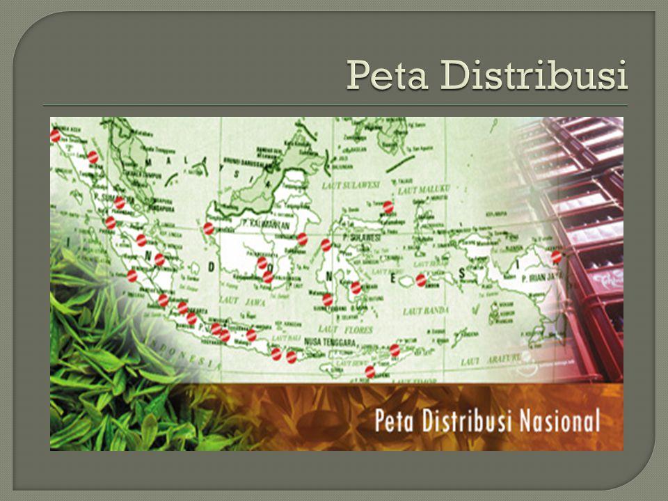 Peta Distribusi