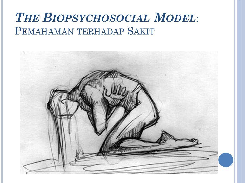 The Biopsychosocial Model: Pemahaman terhadap Sakit
