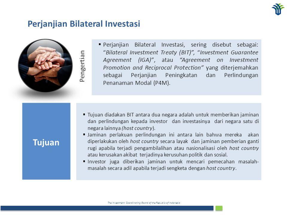Perjanjian Bilateral Investasi