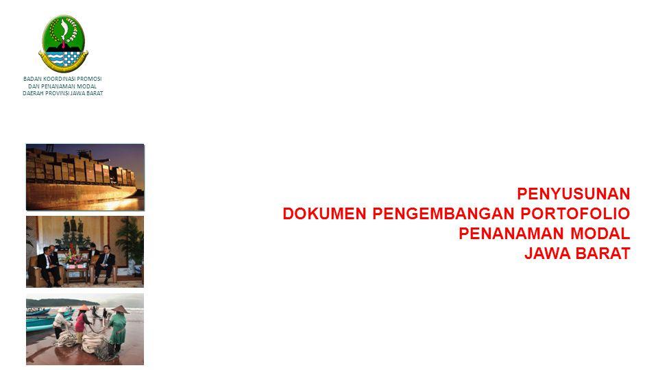 DOKUMEN PENGEMBANGAN PORTOFOLIO PENANAMAN MODAL JAWA BARAT