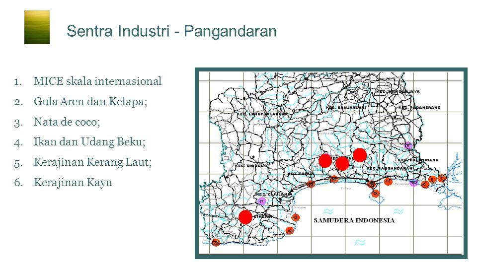 Sentra Industri - Pangandaran