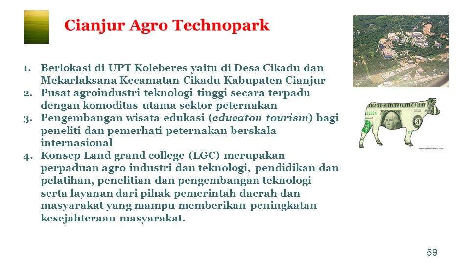 Cianjur Agro Technopark