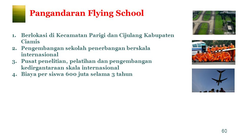 Pangandaran Flying School