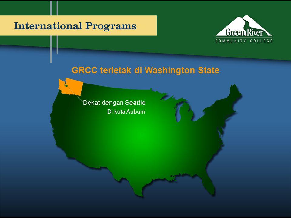 GRCC terletak di Washington State