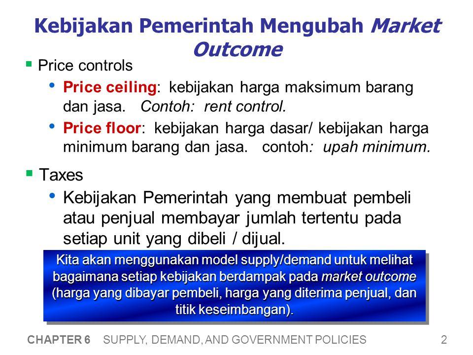Contoh 1: Pasar untuk Apartemen