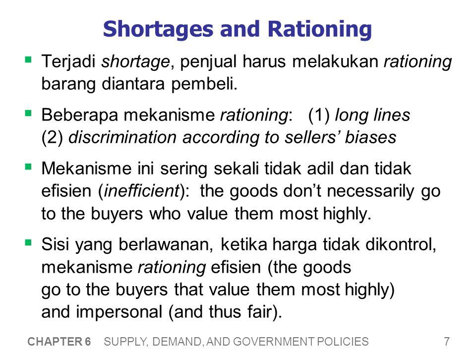Contoh 2: Pasar untuk Pekerja Tidak Terampil
