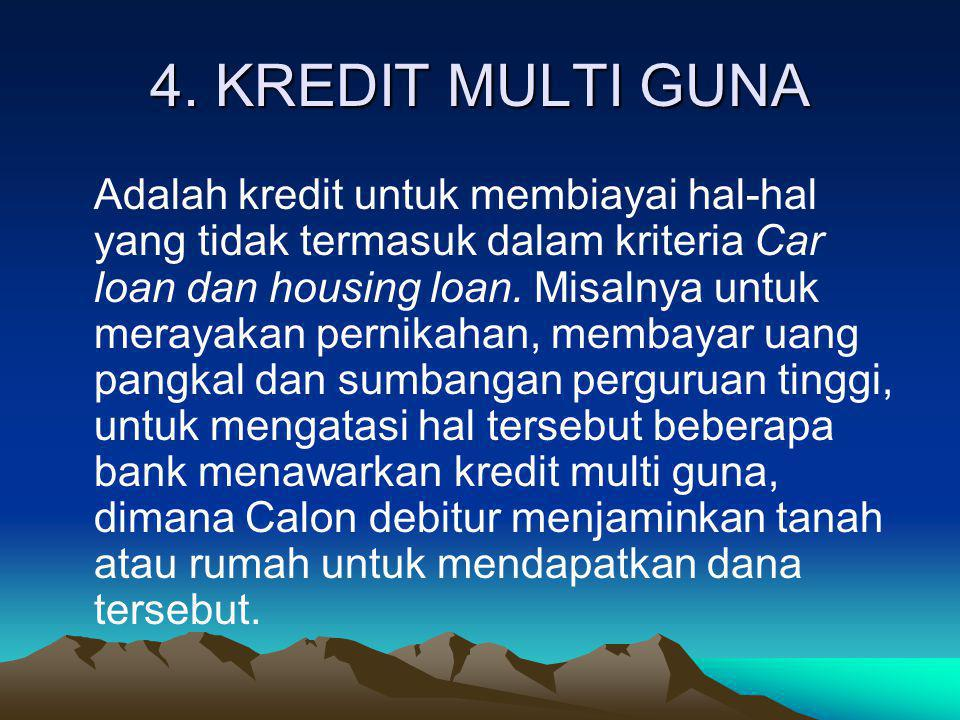 4. KREDIT MULTI GUNA
