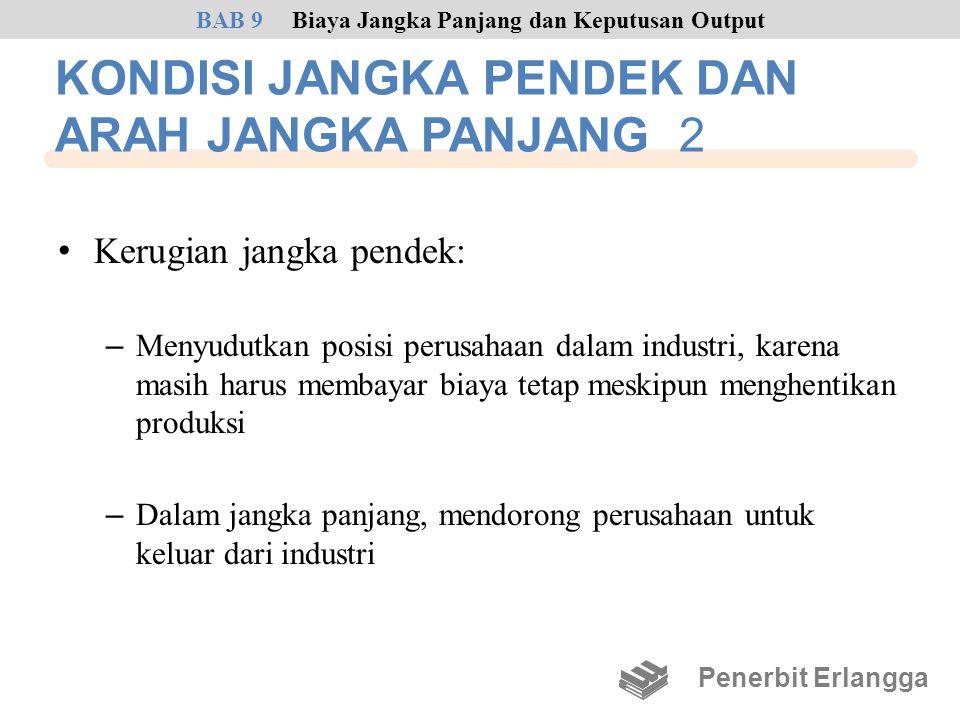 KONDISI JANGKA PENDEK DAN ARAH JANGKA PANJANG 2