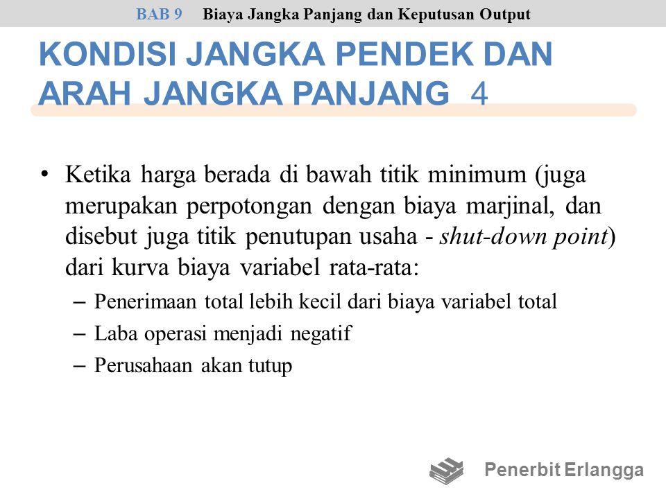 KONDISI JANGKA PENDEK DAN ARAH JANGKA PANJANG 4