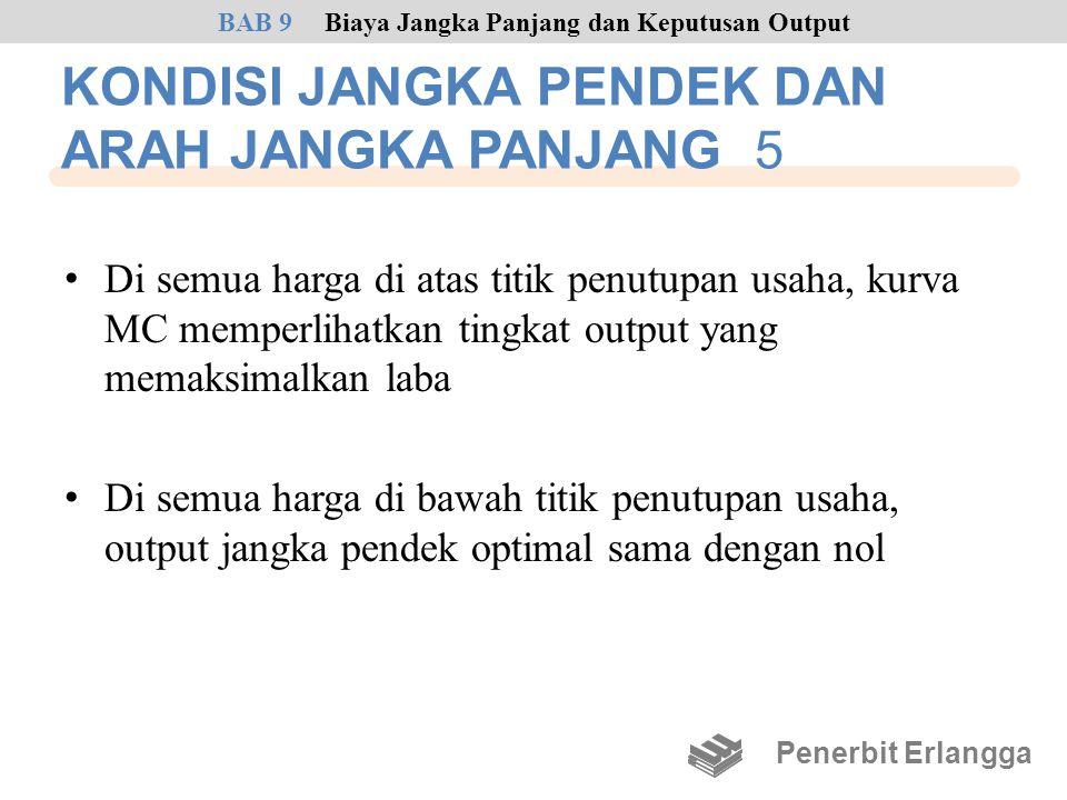 KONDISI JANGKA PENDEK DAN ARAH JANGKA PANJANG 5