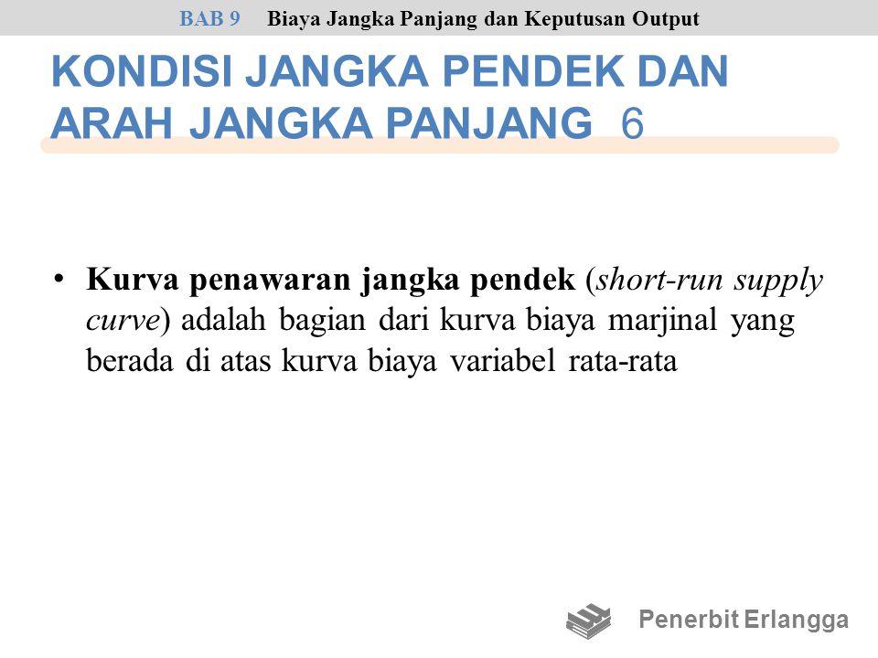 KONDISI JANGKA PENDEK DAN ARAH JANGKA PANJANG 6