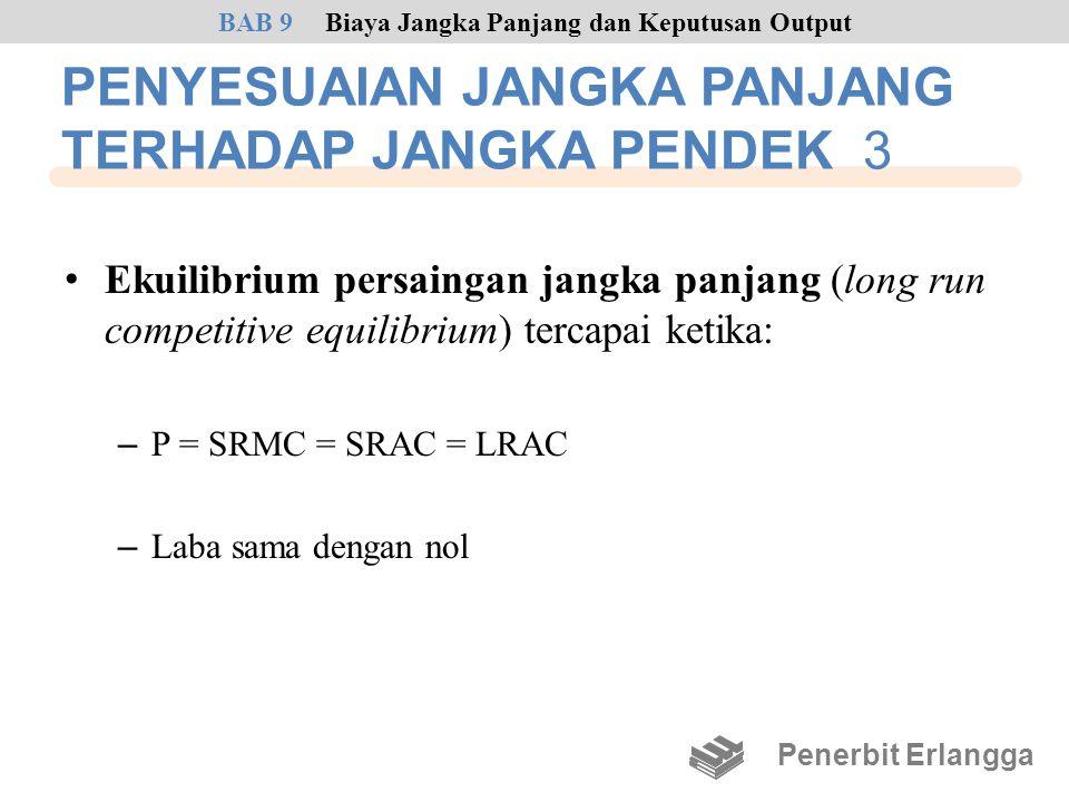 PENYESUAIAN JANGKA PANJANG TERHADAP JANGKA PENDEK 3