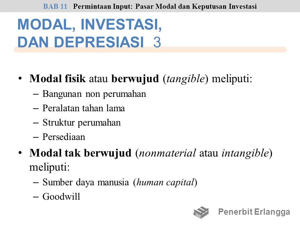 MODAL, INVESTASI, DAN DEPRESIASI 3