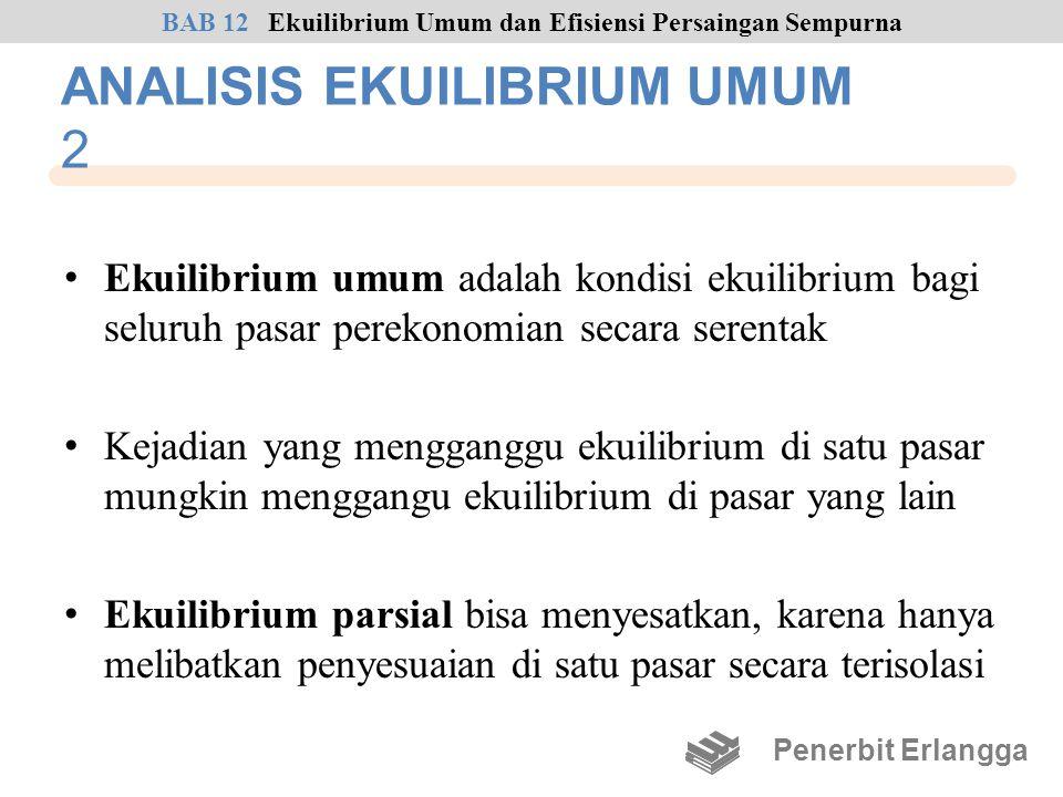 ANALISIS EKUILIBRIUM UMUM 2