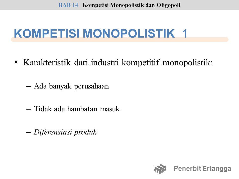 KOMPETISI MONOPOLISTIK 1