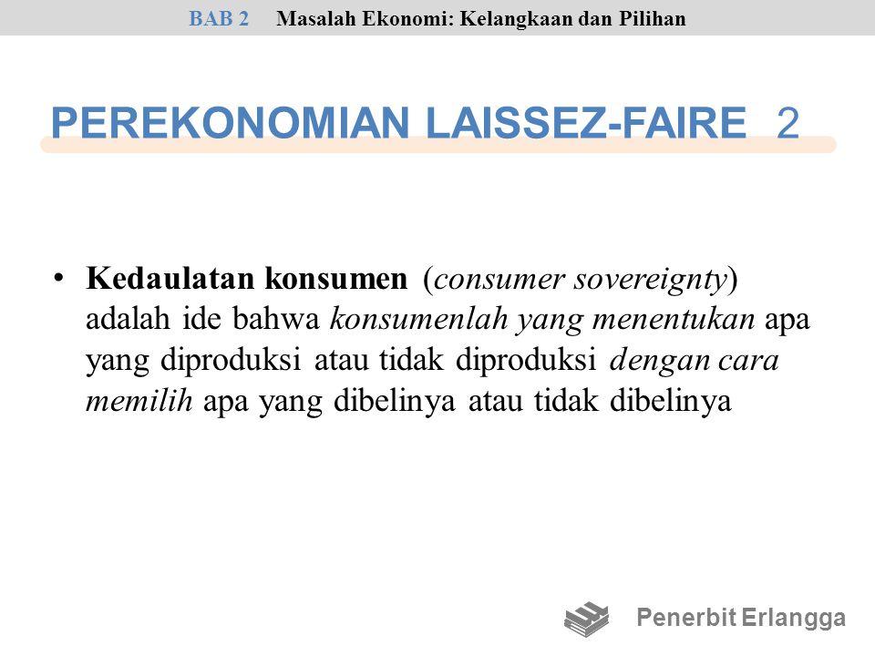 PEREKONOMIAN LAISSEZ-FAIRE 2