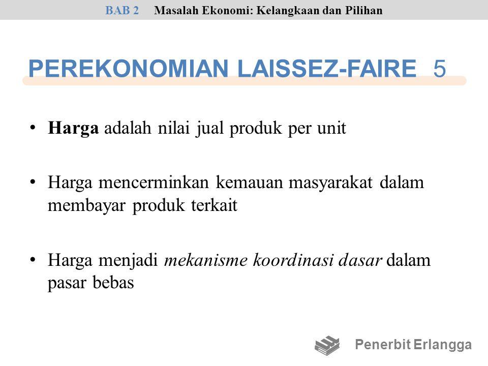 PEREKONOMIAN LAISSEZ-FAIRE 5