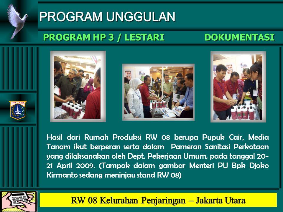 RW 08 Kelurahan Penjaringan – Jakarta Utara