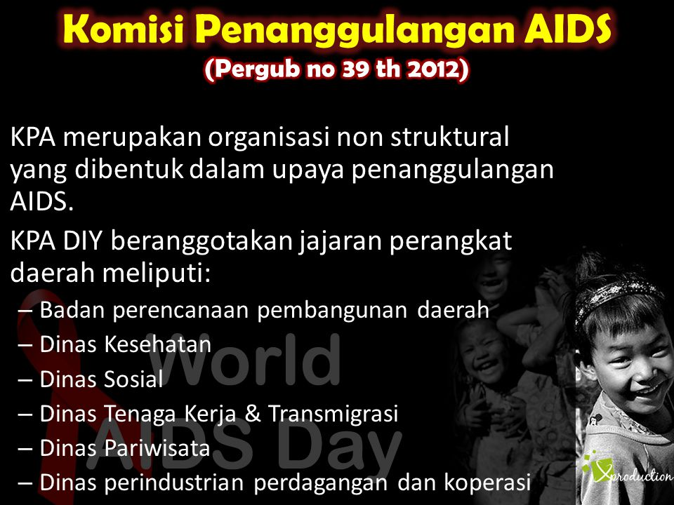 Komisi Penanggulangan AIDS (Pergub no 39 th 2012)
