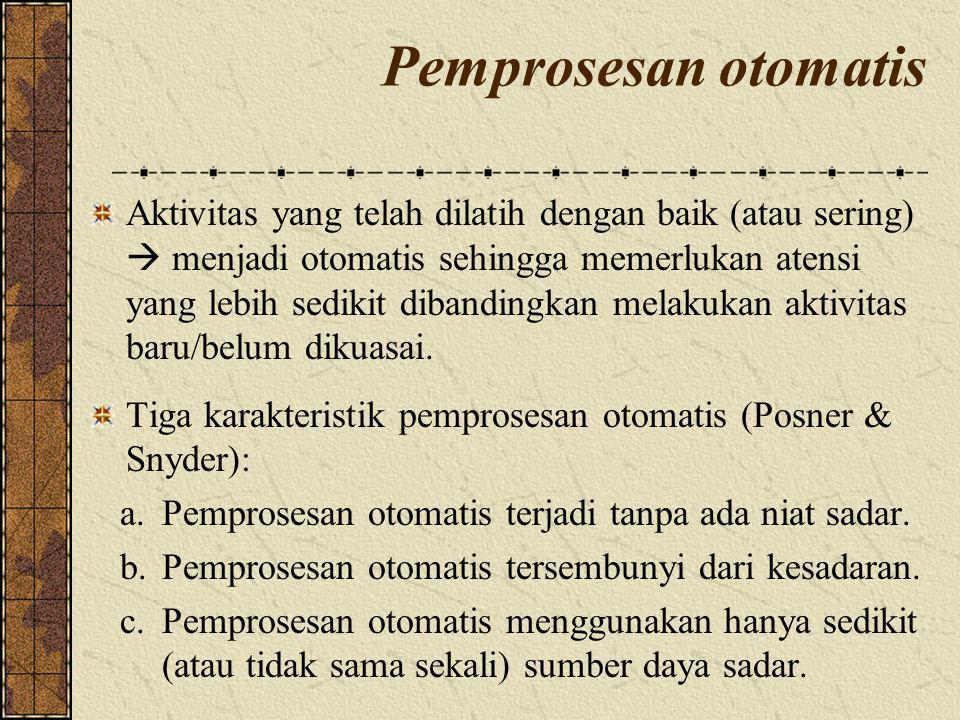 Pemprosesan otomatis