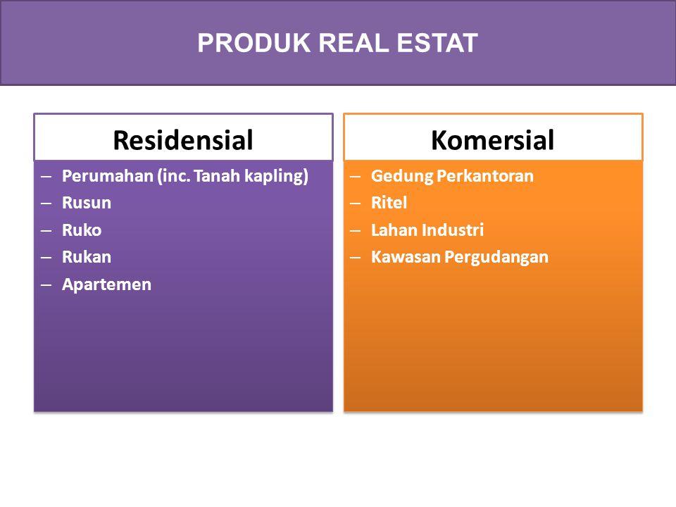 Residensial Komersial