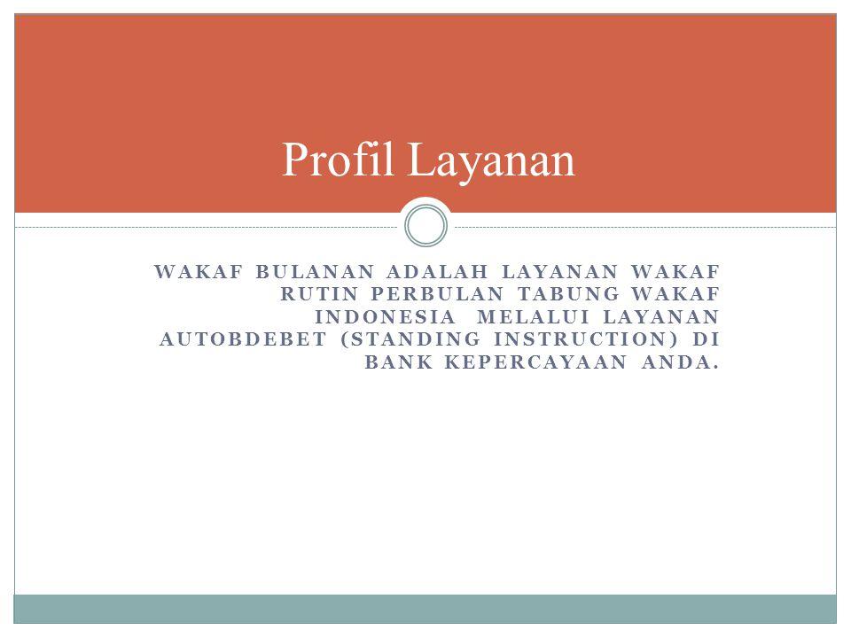 Profil Layanan