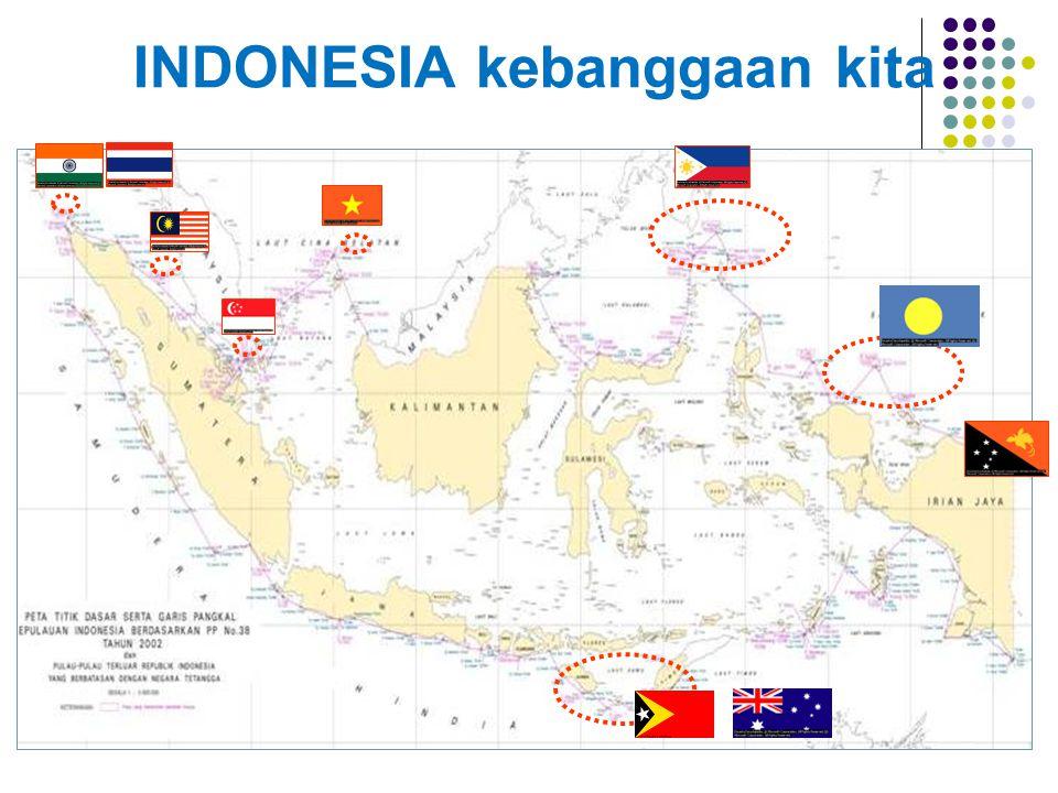 INDONESIA kebanggaan kita