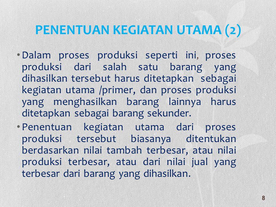 PENENTUAN KEGIATAN UTAMA (2)