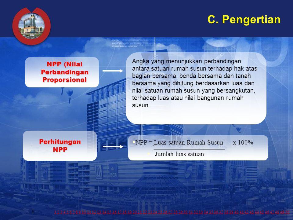 NPP (Nilai Perbandingan Proporsional