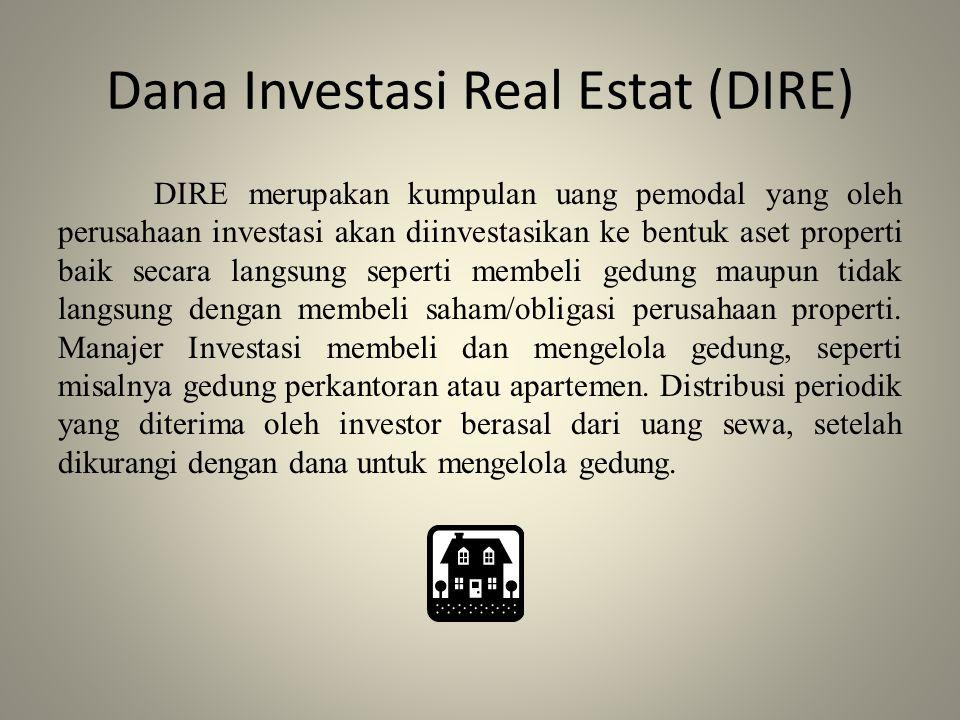 Dana Investasi Real Estat (DIRE)