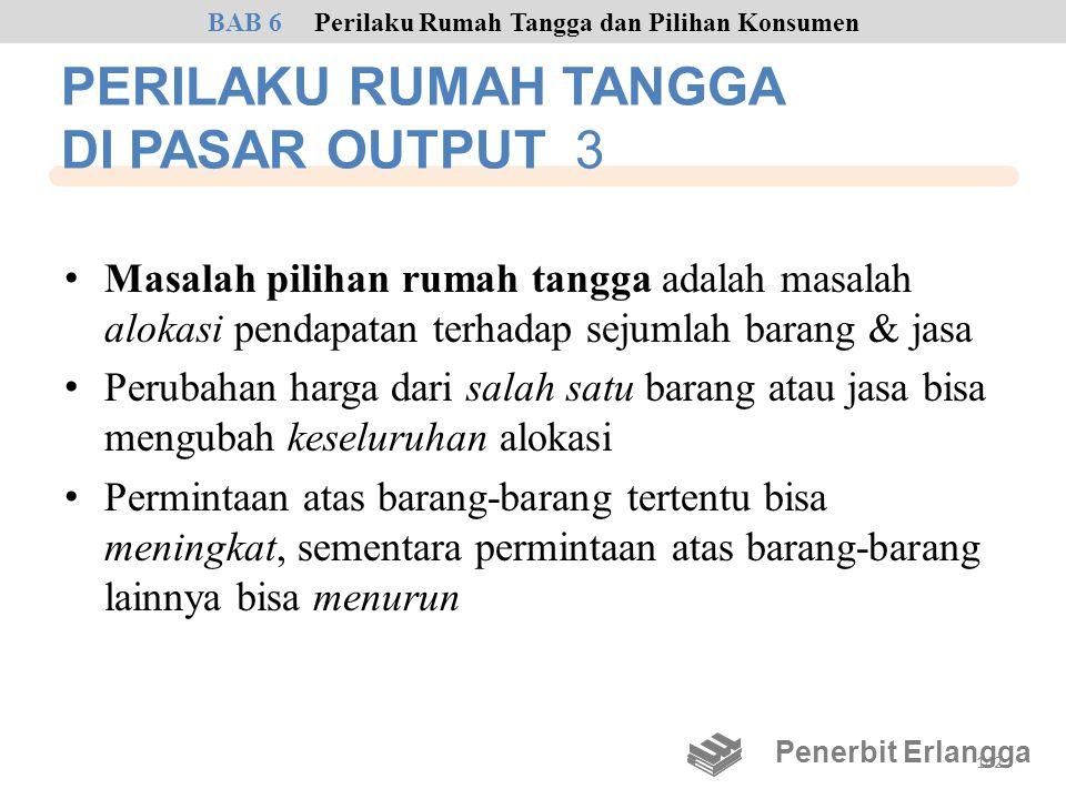PERILAKU RUMAH TANGGA DI PASAR OUTPUT 3