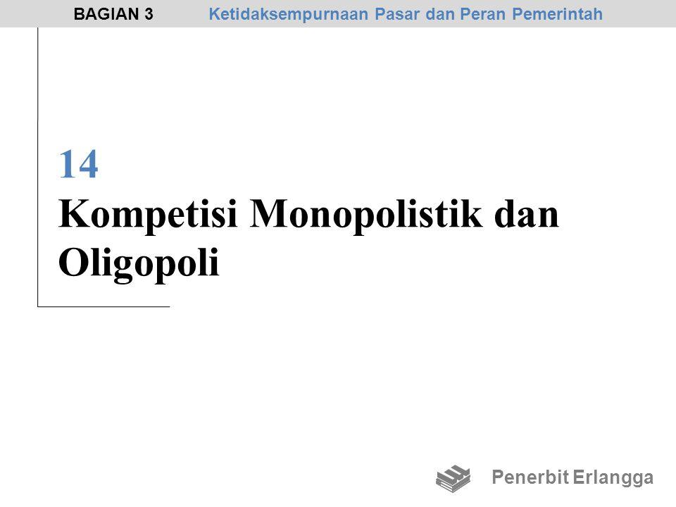 14 Kompetisi Monopolistik dan Oligopoli