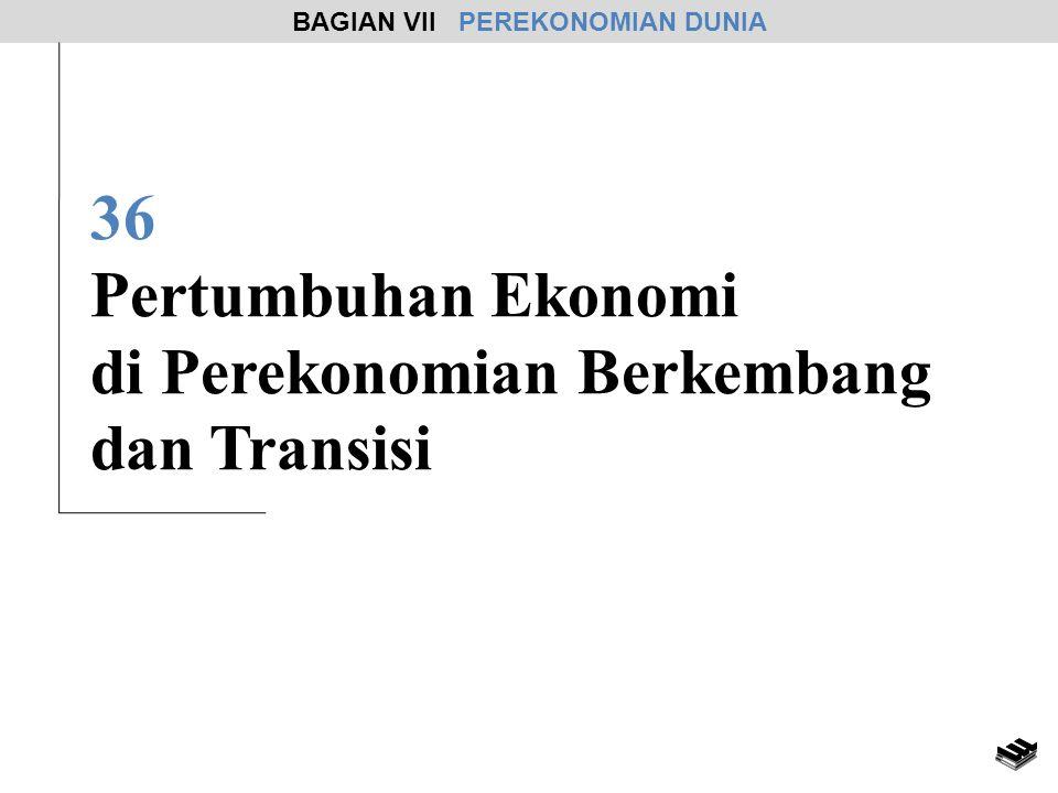 36 Pertumbuhan Ekonomi di Perekonomian Berkembang dan Transisi