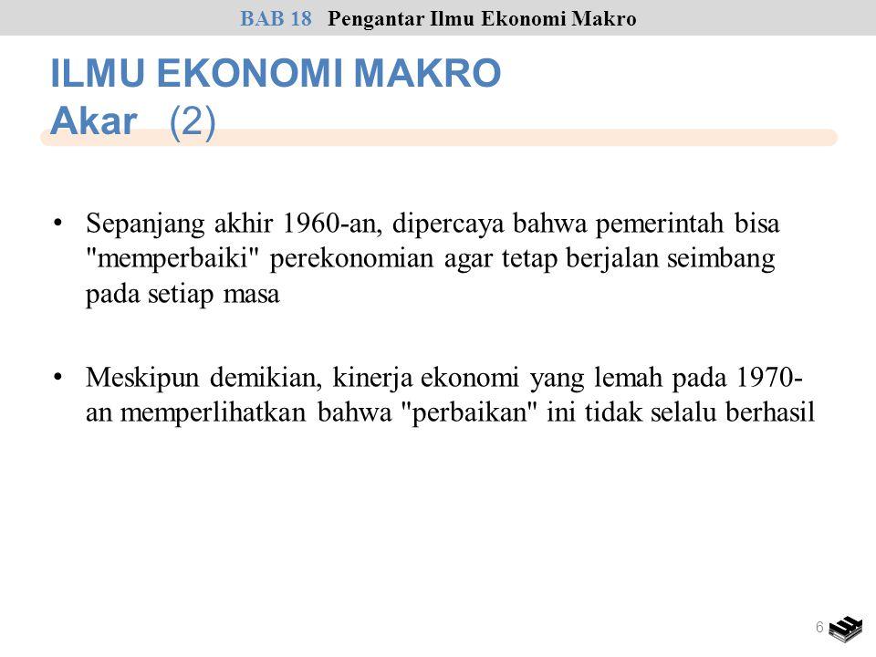 ILMU EKONOMI MAKRO Akar (2)
