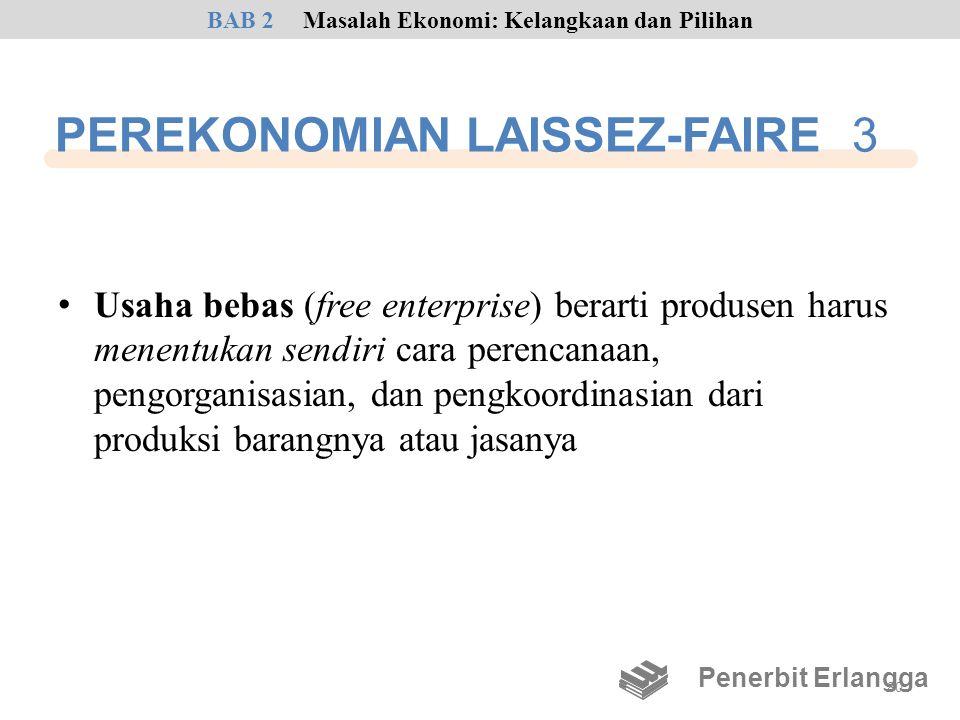PEREKONOMIAN LAISSEZ-FAIRE 3