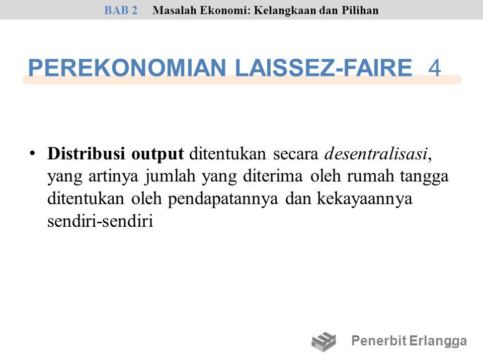 PEREKONOMIAN LAISSEZ-FAIRE 4