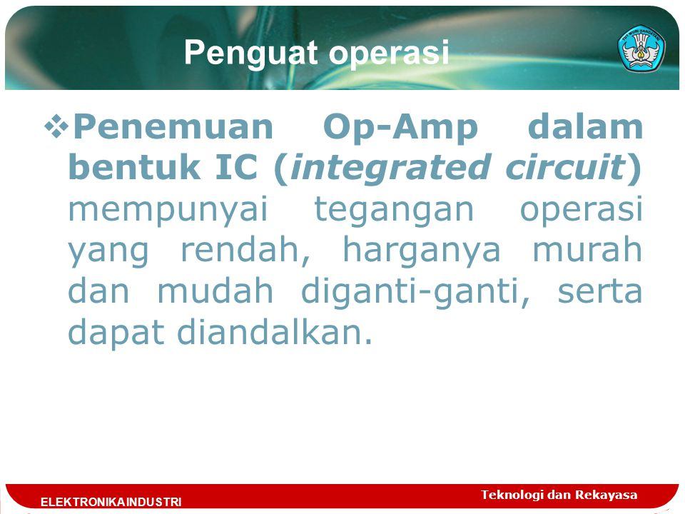 Penguat operasi