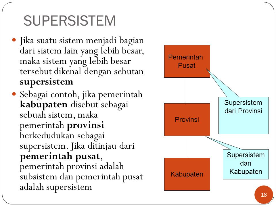 SUPERSISTEM