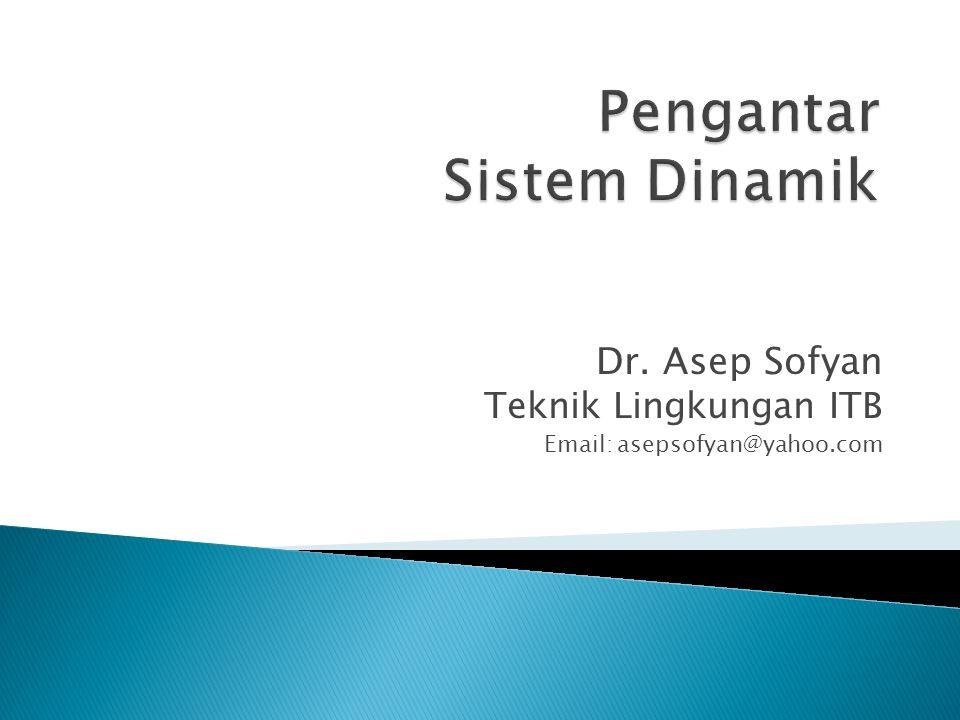 Pengantar Sistem Dinamik