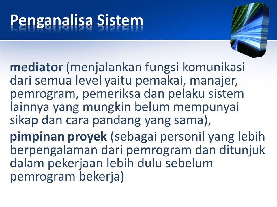 Penganalisa Sistem