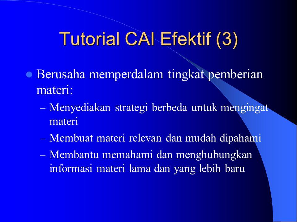 Tutorial CAI Efektif (3)