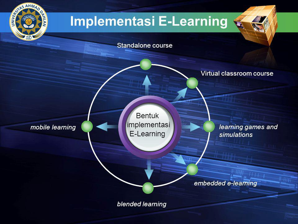 Implementasi E-Learning